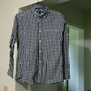 NWOT Boys Tommy Hilfiger button down shirt